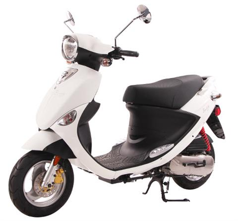 2020 Genuine Scooters Buddy 50 in Hendersonville, North Carolina