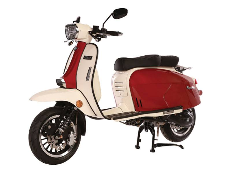 2020 Genuine Scooters Grand Tourer 150 in Dearborn Heights, Michigan