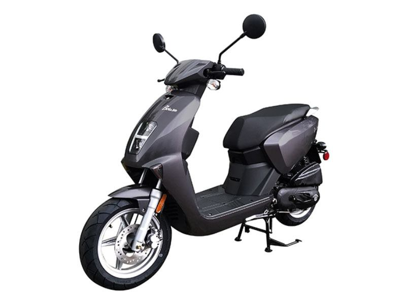 2021 Genuine Scooters Brio 50i in Winterset, Iowa