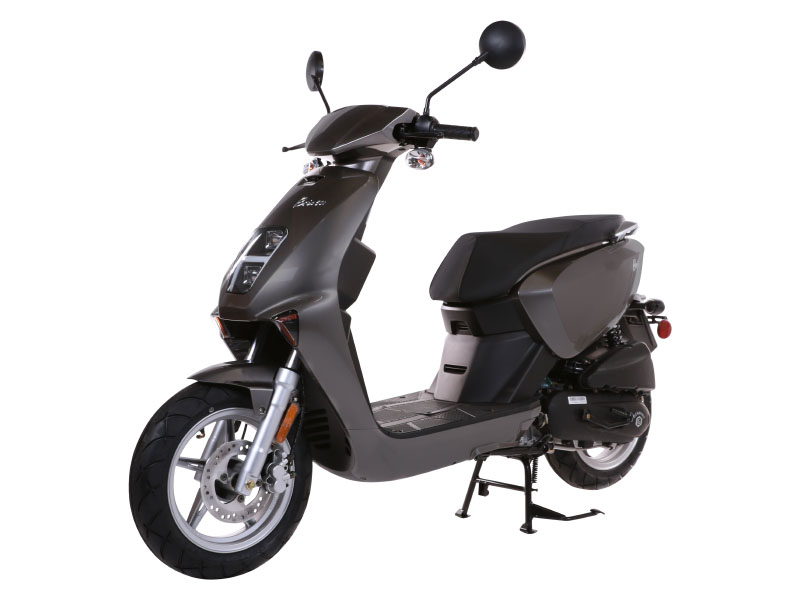 2021 Genuine Scooters Brio 50i in Tulare, California - Photo 1
