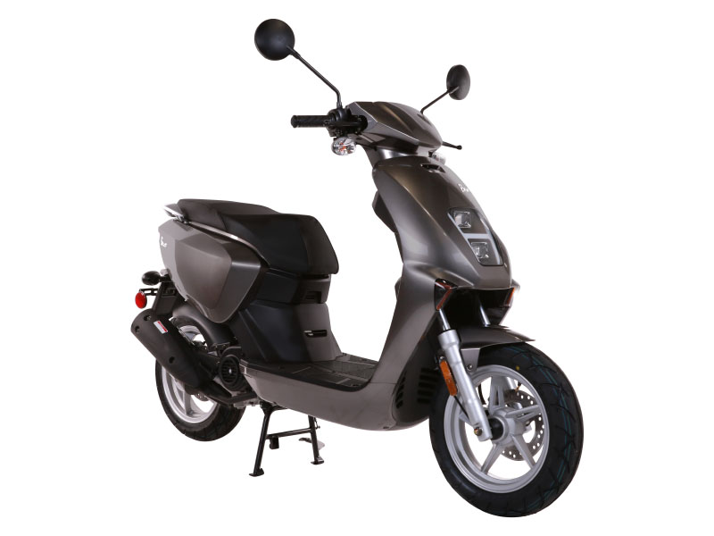 2021 Genuine Scooters Brio 50i in Greensboro, North Carolina - Photo 2