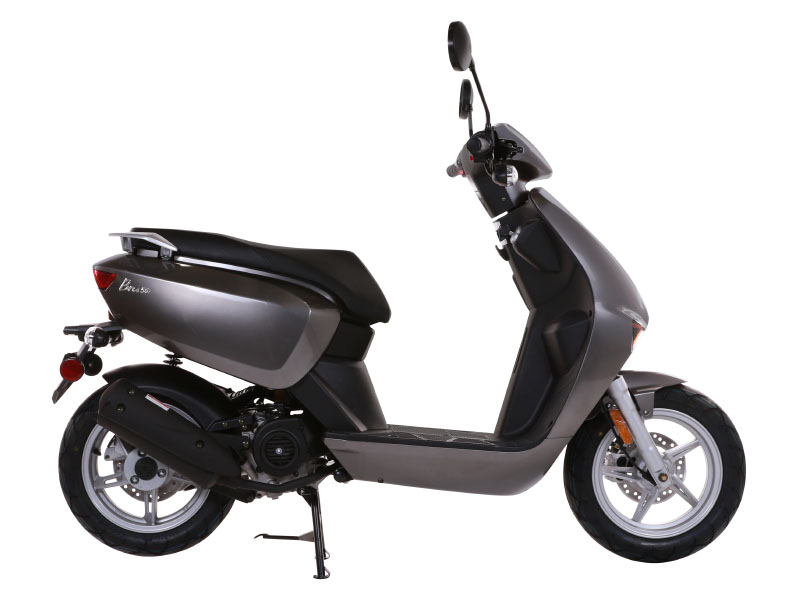 2021 Genuine Scooters Brio 50i in Tulare, California - Photo 3