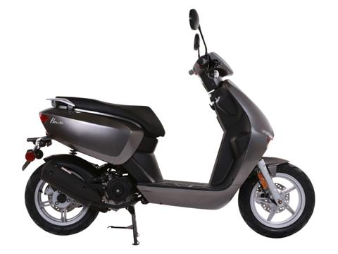 2021 Genuine Scooters Brio 50i in Paso Robles, California - Photo 3