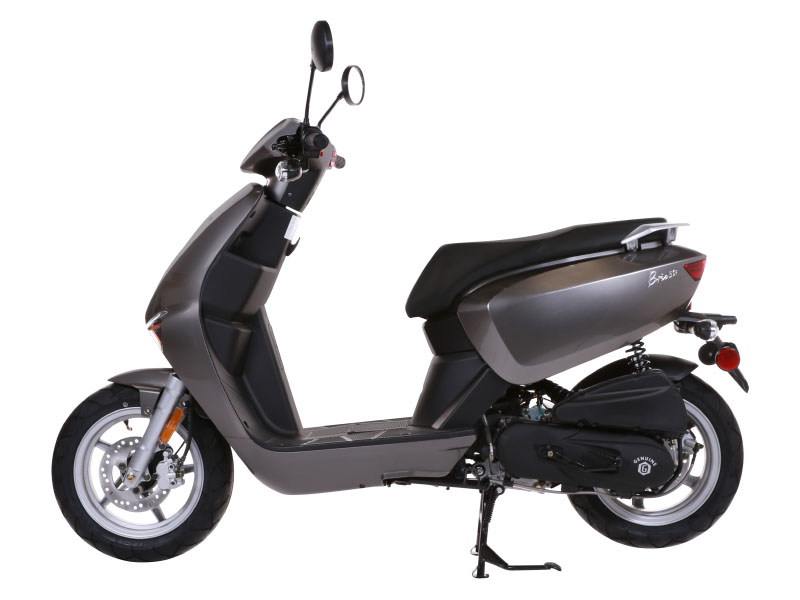 2021 Genuine Scooters Brio 50i in Paso Robles, California - Photo 4