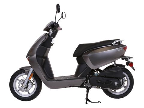 2021 Genuine Scooters Brio 50i in Greensboro, North Carolina - Photo 4