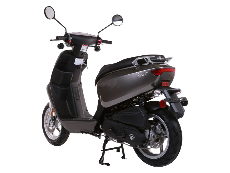 2021 Genuine Scooters Brio 50i in Paso Robles, California - Photo 8