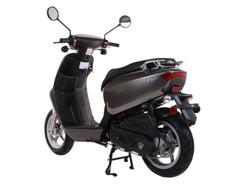 2021 Genuine Scooters Brio 50i in Tulare, California - Photo 8
