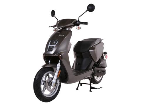 2021 Genuine Scooters Brio 50i in Greensboro, North Carolina - Photo 9
