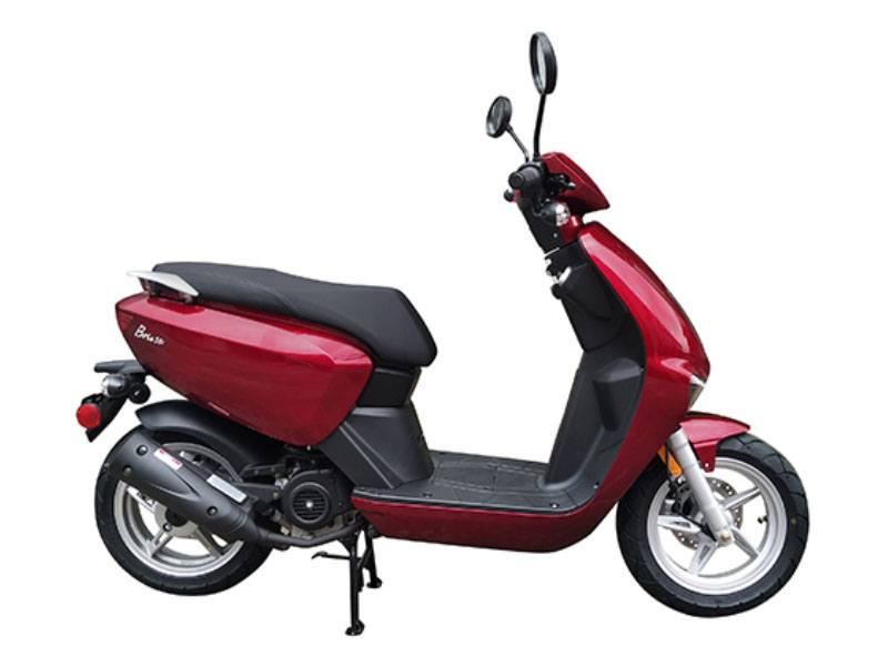 2021 Genuine Scooters Brio 50i in Tulsa, Oklahoma - Photo 2