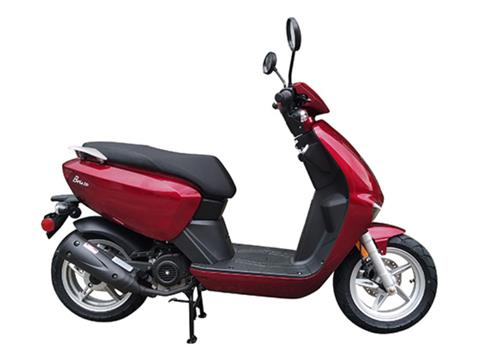 2021 Genuine Scooters Brio 50i in Pensacola, Florida - Photo 2