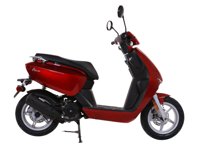 2021 Genuine Scooters Brio 50i in Plano, Texas - Photo 3