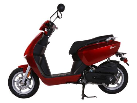 2021 Genuine Scooters Brio 50i in Plano, Texas - Photo 4