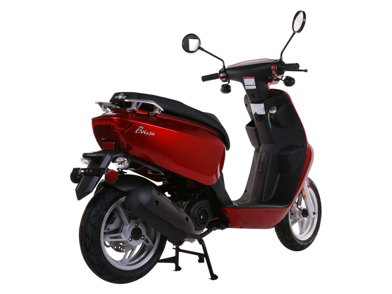 2021 Genuine Scooters Brio 50i in Plano, Texas - Photo 7