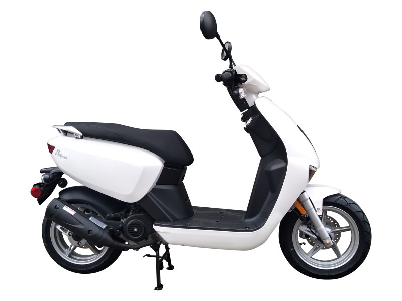 2021 Genuine Scooters Brio 50i in Cocoa, Florida - Photo 3