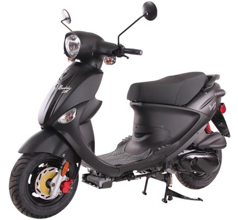 2021 Genuine Scooters Buddy 170i in Sturgeon Bay, Wisconsin
