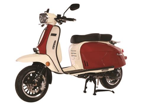 2021 Genuine Scooters Grand Tourer 150 in Tifton, Georgia - Photo 1