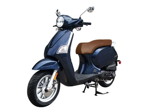 2021 Genuine Scooters Urbano 50i in Greensboro, North Carolina