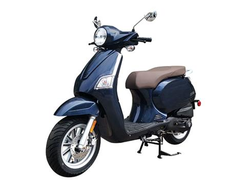2021 Genuine Scooters Urbano 50i in Indianapolis, Indiana