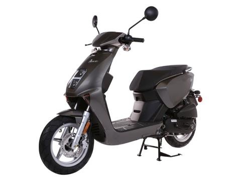 2022 Genuine Scooters Brio 50i in Downers Grove, Illinois
