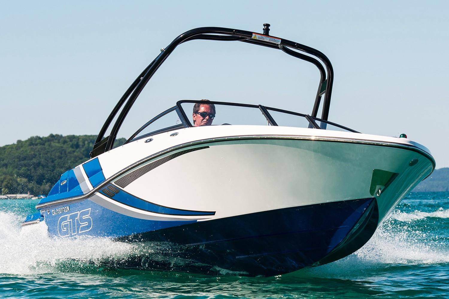 2018 Glastron GTS 185 in Speculator, New York