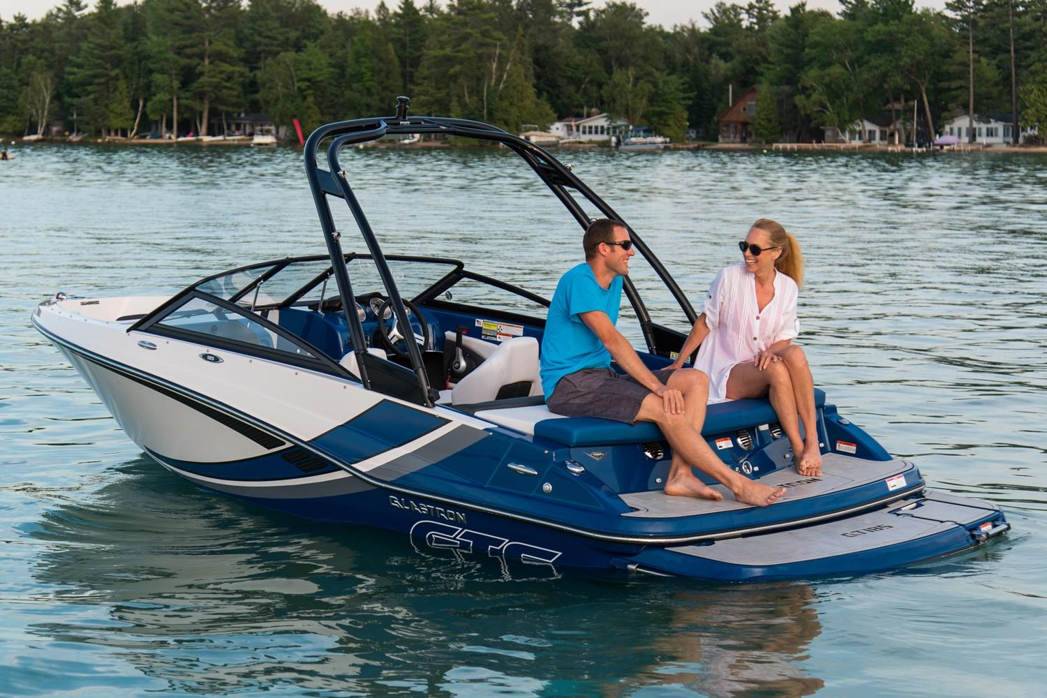 2018 Glastron GTS 185 in Speculator, New York - Photo 4