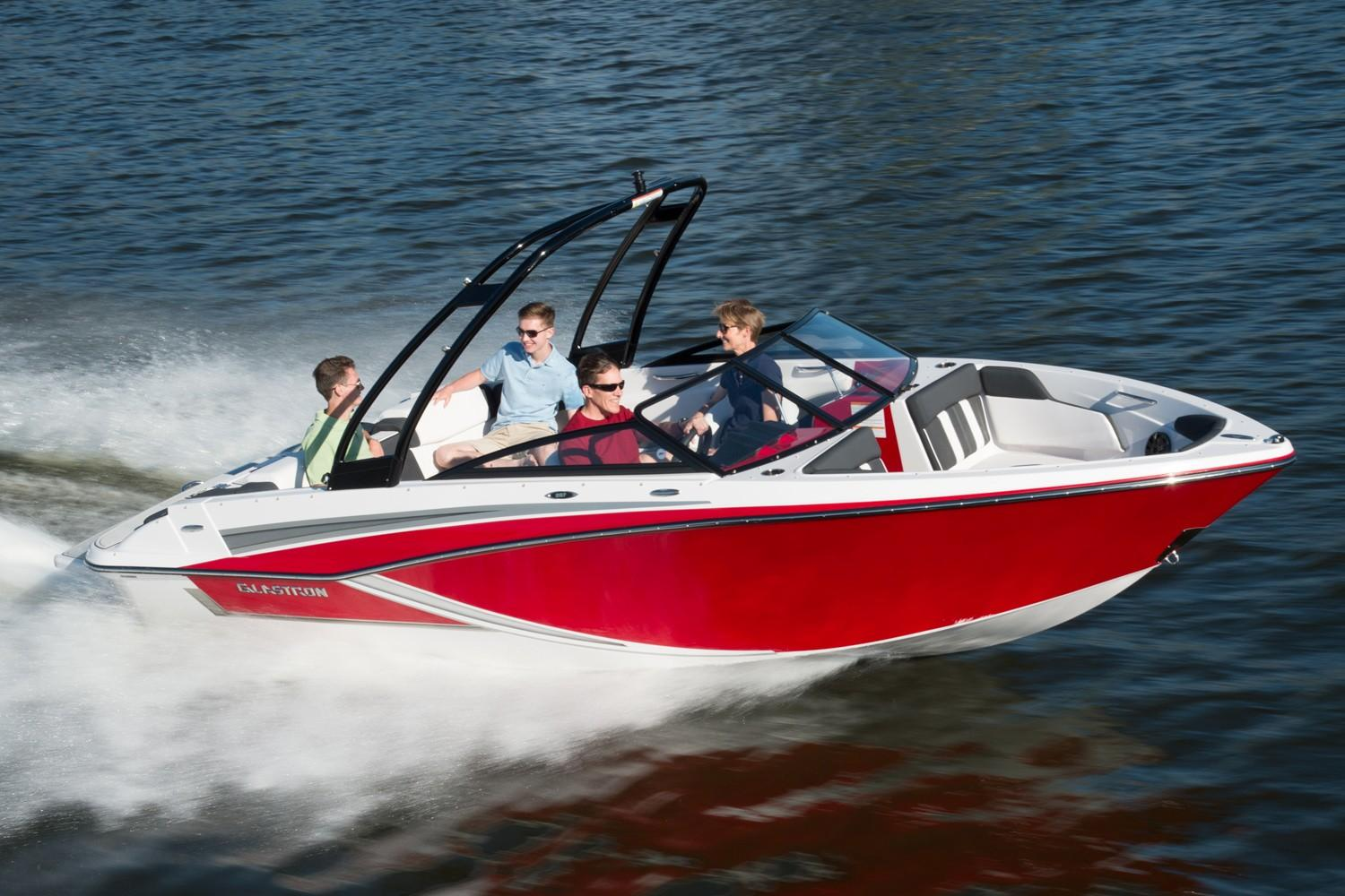 New 2018 Glastron GT 207 Power Boats Inboard in Spearfish