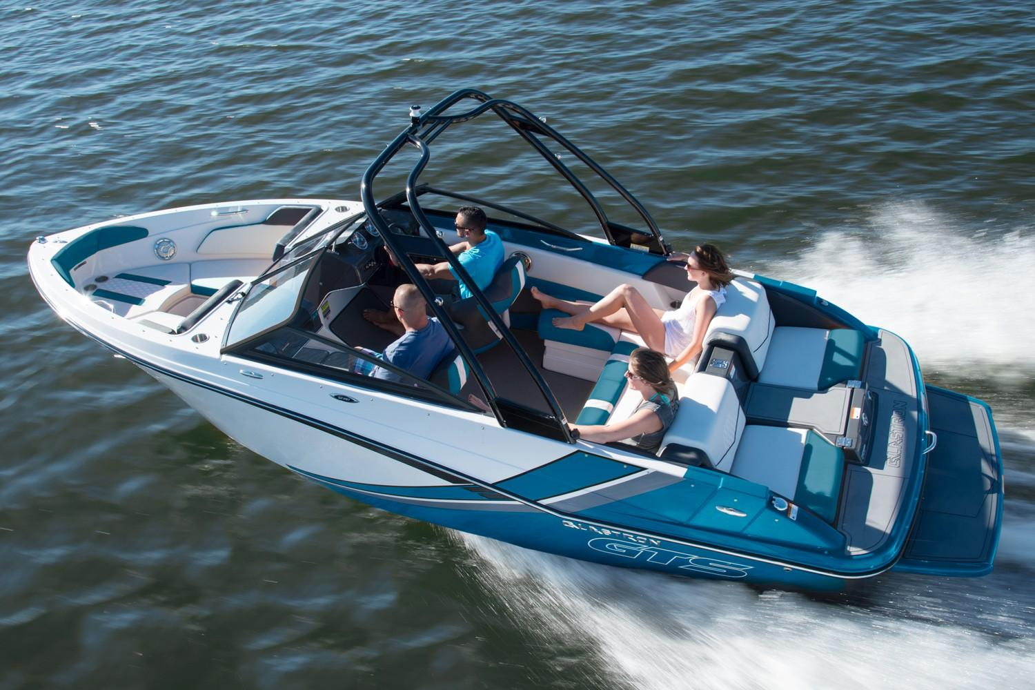 New 2018 Glastron GTS 207 Power Boats Inboard in Speculator, NY
