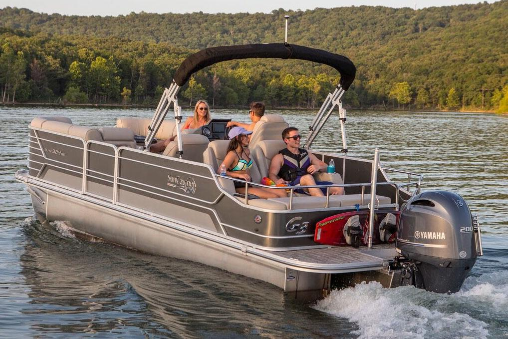2019 SunCatcher Elite 324 RS in Hutchinson, Minnesota