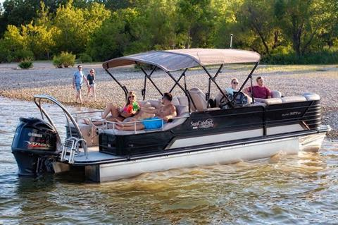 2019 SunCatcher Elite 324 SS in Muskegon, Michigan