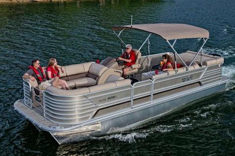 2019 SunCatcher Elite 326 C in Muskegon, Michigan