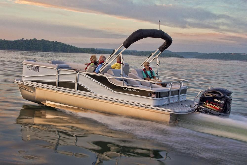 2019 SunCatcher V22 SS in Lake Mills, Iowa - Photo 2
