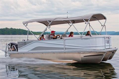 2019 SunCatcher V322 Cruise in Muskegon, Michigan