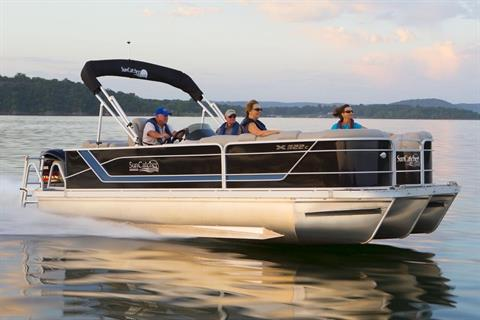 2019 SunCatcher X322 Cruise in Muskegon, Michigan