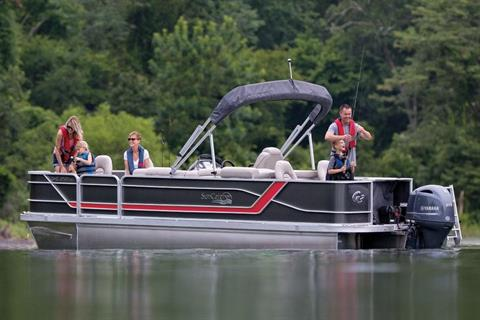 2019 SunCatcher X322 Fish & Cruise in Hutchinson, Minnesota