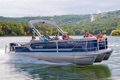 2019 SunCatcher X324 SS in Muskegon, Michigan