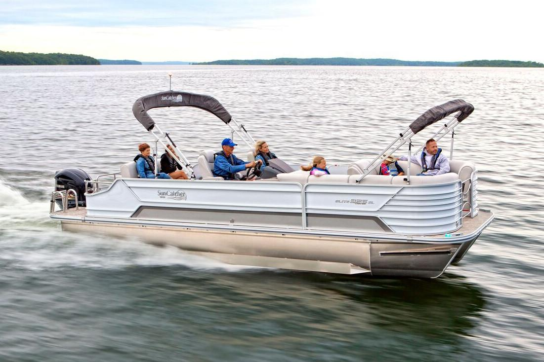 2020 SunCatcher Elite 326 SL in Lake Mills, Iowa - Photo 2