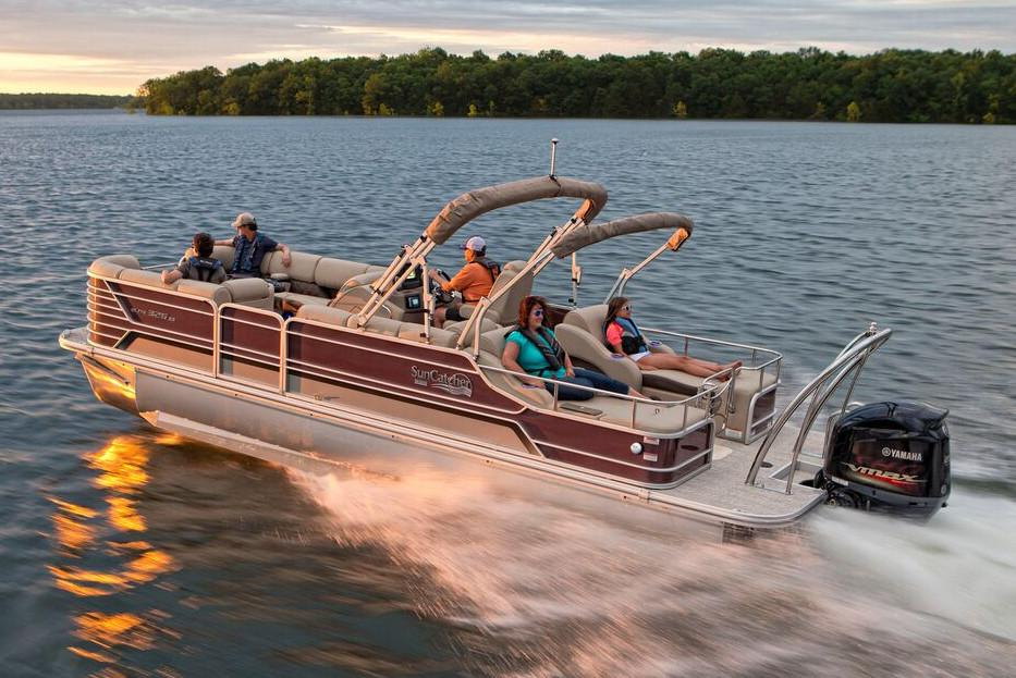2020 SunCatcher Elite 326 SS in Lake Mills, Iowa - Photo 1