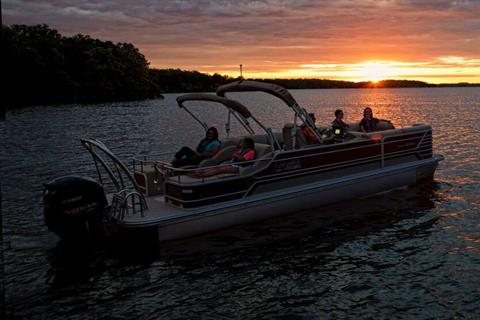 2020 SunCatcher Elite 326 SS in Lake Mills, Iowa - Photo 2