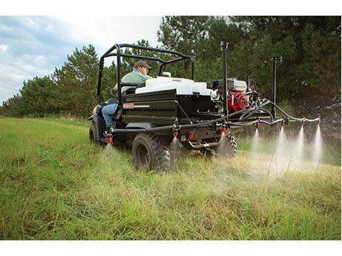 2012 Gravely USA Stadium 80 Sprayer Electric in Saucier, Mississippi