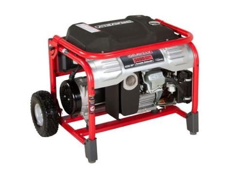 2014 Gravely USA 7,500W Generator in Lancaster, Texas