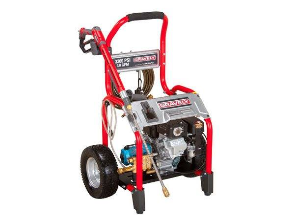 New 2014 Gravely Usa 3 000 Psi Pressure Washer Pressure Washers In Bowling Green Glasgow Ky Stock Number