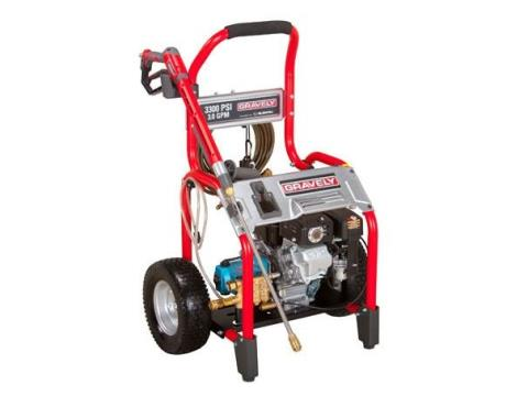 2014 Gravely USA 3,000 PSI Pressure Washer in Saucier, Mississippi