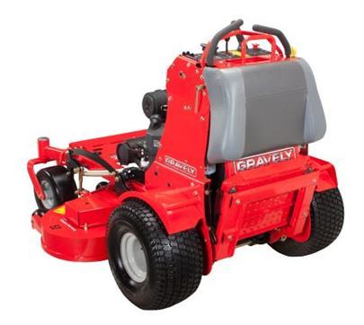 New 2016 Gravely USA Pro-Stance 52FL (Kohler ZT730 23 hp) Lawn ...