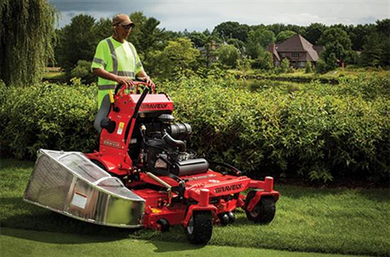 2016 Gravely USA Pro-Stance 60FL (Kohler EFI 25 hp) in Rushford, Minnesota