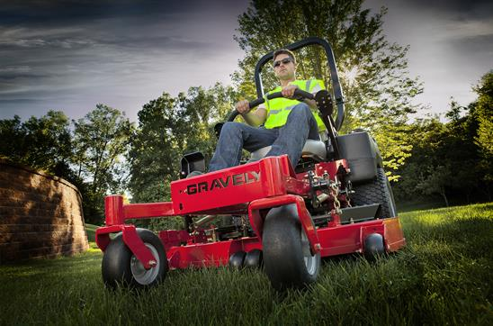 2016 Gravely USA Pro-Turn 48 (Kawasaki 23 hp) in Rushford, Minnesota