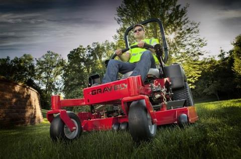 2016 Gravely USA Pro-Turn 60 (Kawasaki 24 hp) in Rushford, Minnesota