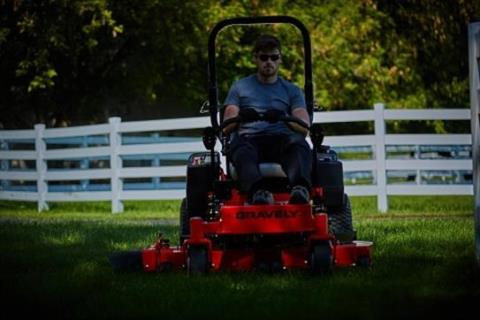 2016 Gravely USA Pro-Turn 60 (Kohler 25 hp) in Rushford, Minnesota