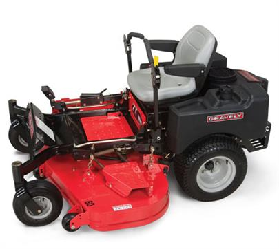 2016 Gravely USA ZT HD 52 (Kawasaki 23 hp) in Rushford, Minnesota