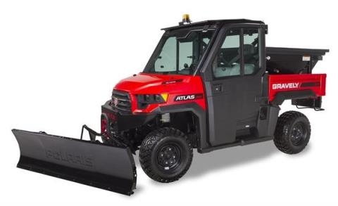 2016 Gravely USA Atlas JSV 3000 Diesel in Rushford, Minnesota
