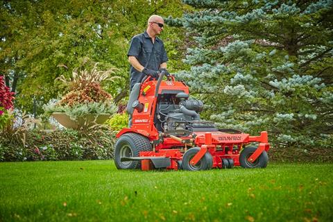 2017 Gravely USA Pro-Stance 52 FL (Kohler 24 hp V-Twin) in Kansas City, Kansas